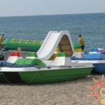 Пляж Новофедоровка