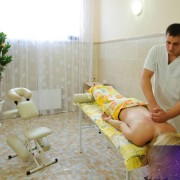 Санаторий Сакрополь массаж