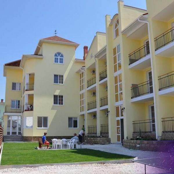 Отель Марикон территория 1