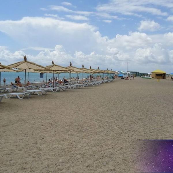 Отель Золотой пляж море 3