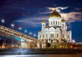Большое золотое кольцо России 7