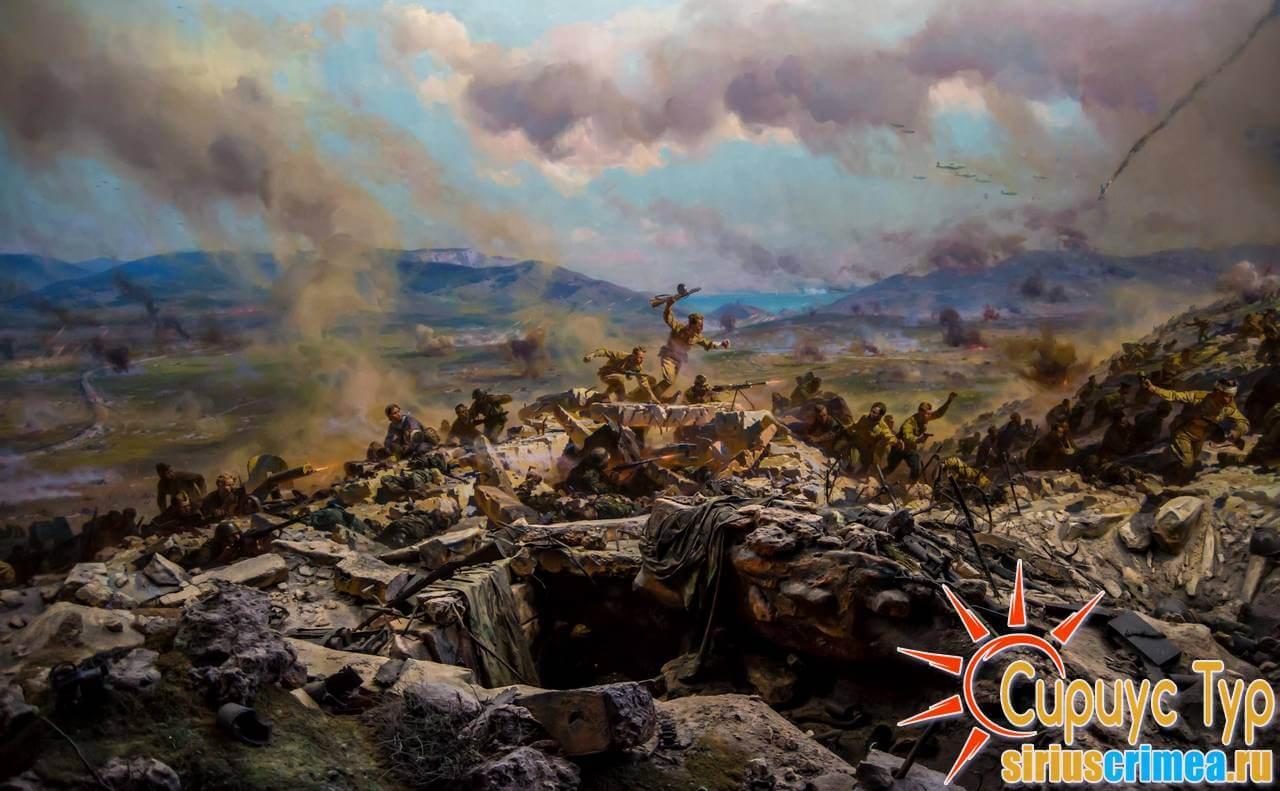 Легендарный Севастополь