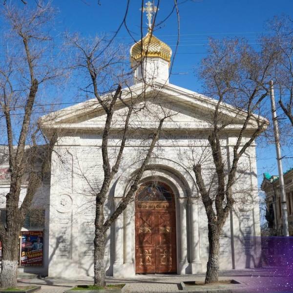Воинский храм в честь Архистратига Михаила 3