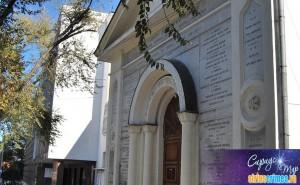 Воинский храм в честь Архистратига Михаила 4