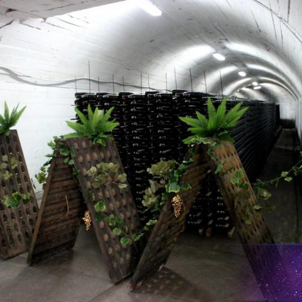 Завод шампанских вин Новый свет-10