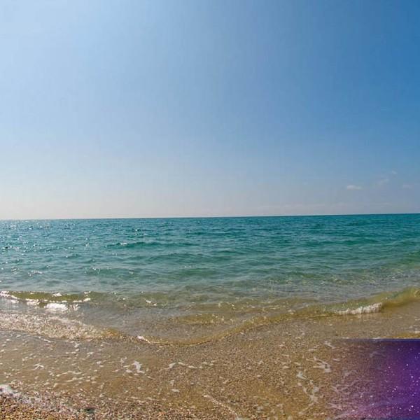 Пляж и море Гостевой дом Бриз 14