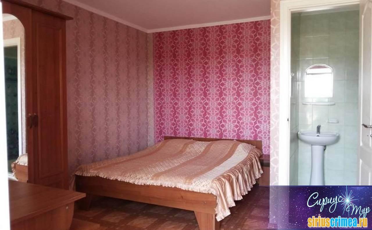 Гостиница Лилия Номерной фонд 2