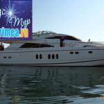 Аренда моторной яхты Fairline 74 SQUADRON