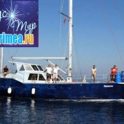 Парусная яхта Натоторес