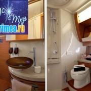 Моторная яхта Azimut 60