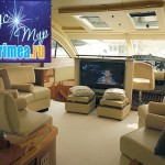 Моторная яхта SEALINE T60