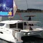 Парусная яхта-катамаран Salina 48