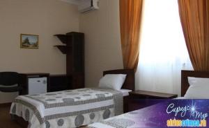 Отель Ольга две раздельные