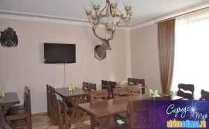 Отель Ольга столовая