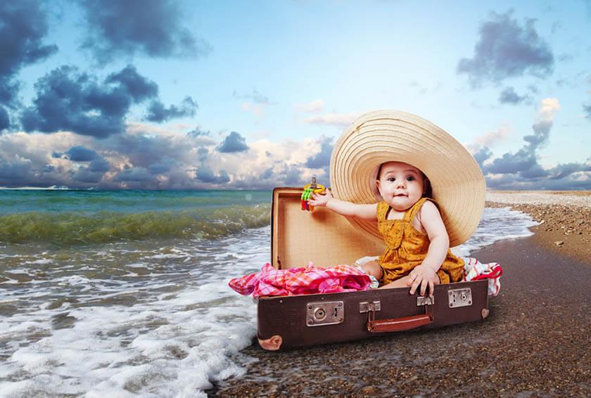 Недорогой отдых с ребенком на Черном море