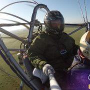 Полеты на аэрошюте с Сириус Тур