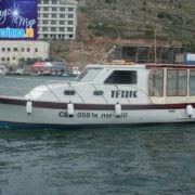 Моторная яхта Тетис фото 2