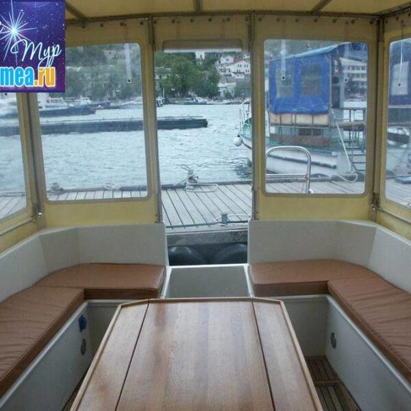 Моторная яхта Тетис фото 6