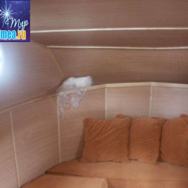 Моторная яхта Тетис фото 8