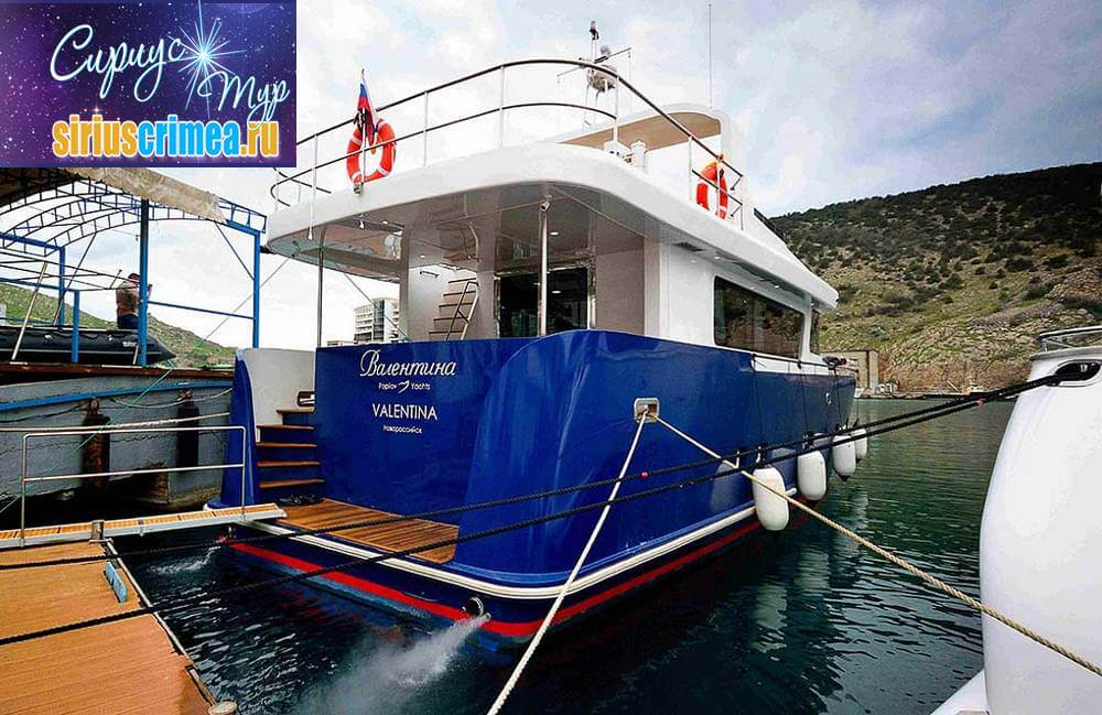 Моторная яхта Валентина фото 3