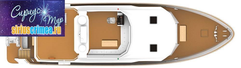 Моторная яхта Валентина фото 9