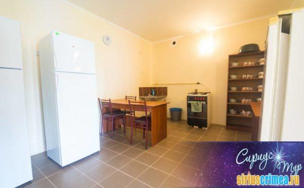 Гостевой дом Аист кухни фото 2