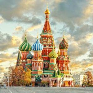 Туры из Крыма в Москву