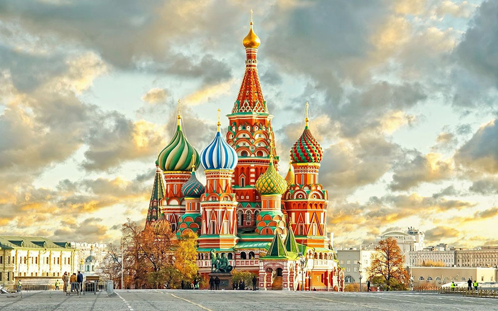 Я жизнь не мыслю без Москвы 2